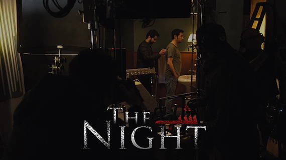 The Night | Behind The Scenes